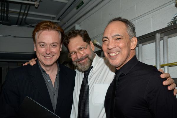 Mark Shanahan, David Staller and Thom Sesma Photo