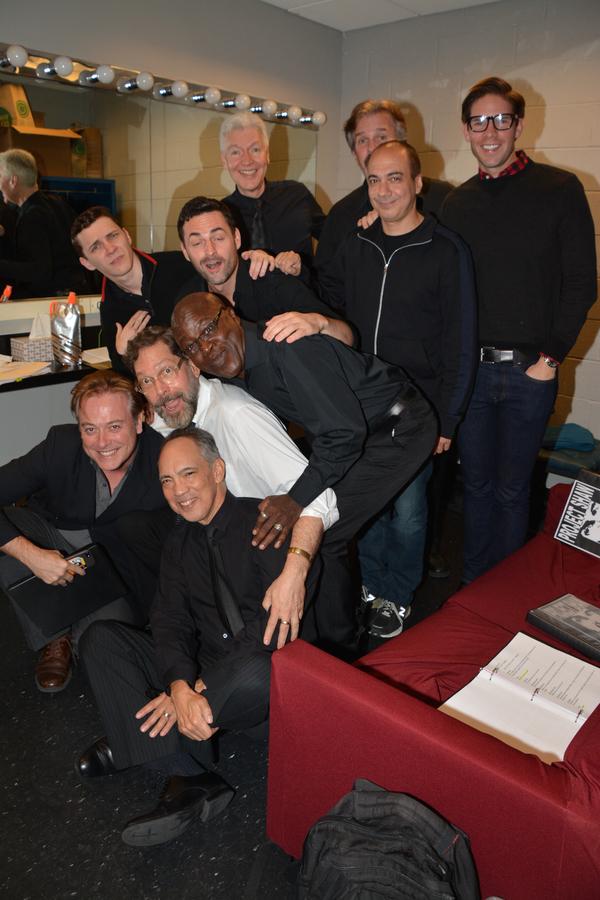 Thom Sesma, Mark Shanahan, David Staller, Aaron Lee Battle, Daniel Marconi, Max von E Photo
