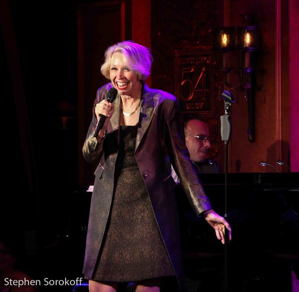 Photo Coverage: Broadway Teams with LiveOnNY at Feinstein's/54 Below!
