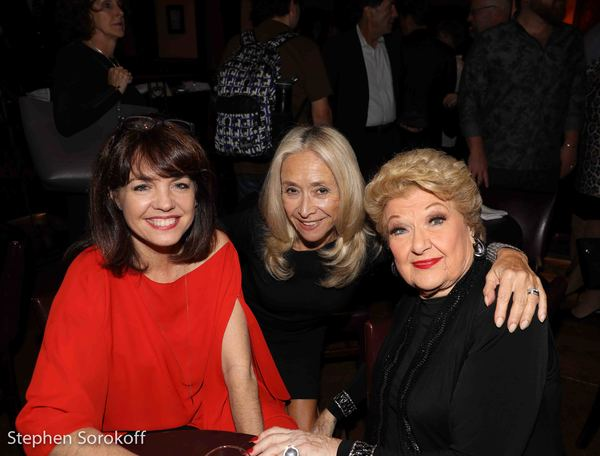 Deborah Lynn, Eda Sorokoff, Marilyn Maye Photo