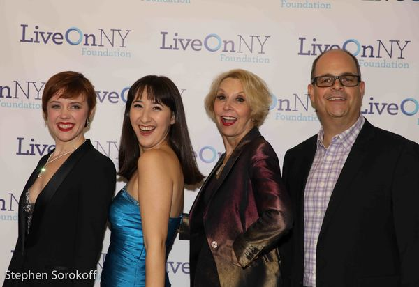 Carole J. Bufford, Alex Getlin, Julie Halston, Brand Oscar