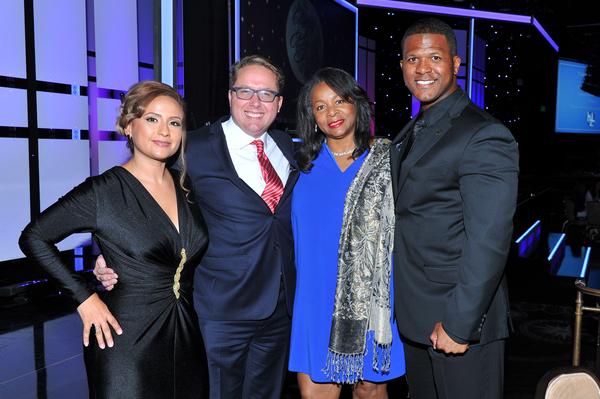 Photo Flash: Adam Lambert, Kate Mulgrew and More Attend Big Brothers Big Sisters of Greater L.A.'s BIG BASH Gala