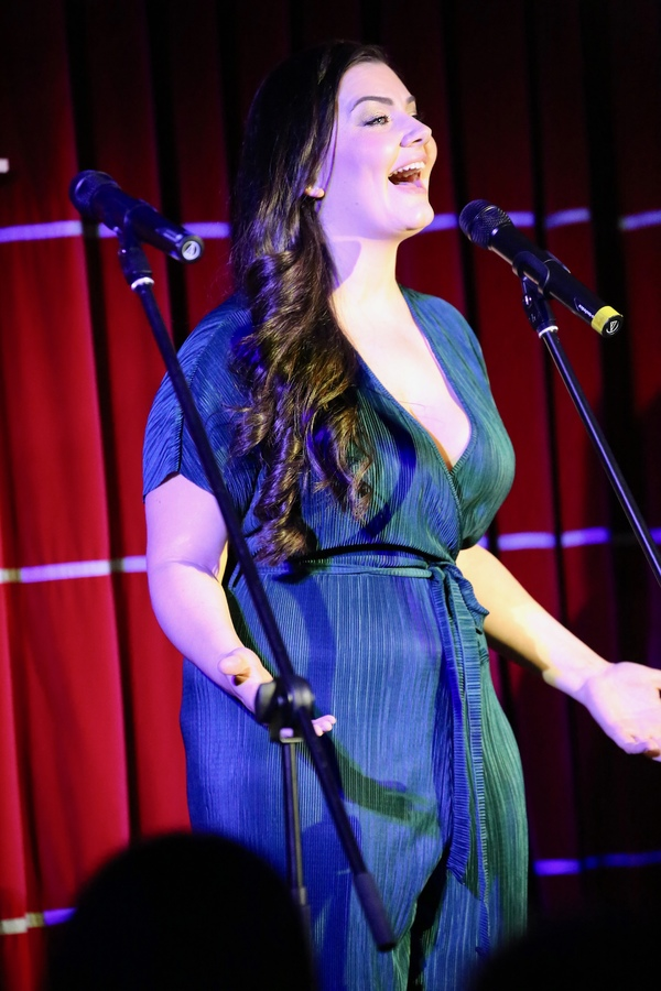 Exclusive Photos: Daniel and Laura Curtis Return to Live at Zedel with WHEN THE CURTAIN FALLS
