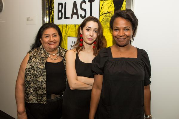 Teresa Yenque, Cristin Milioti, and Eboni Booth Photo
