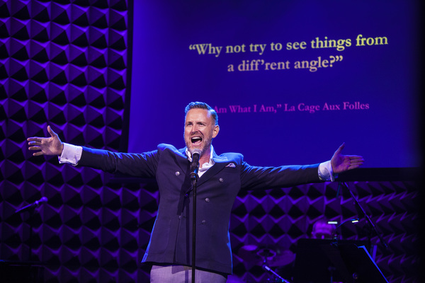 Photo Flash: Lena Hall, Tamika Lawrence, Kate Mulgrew, Alice Ripley and More Take Part in 10th Annual LIVING FOR TODAY Concert