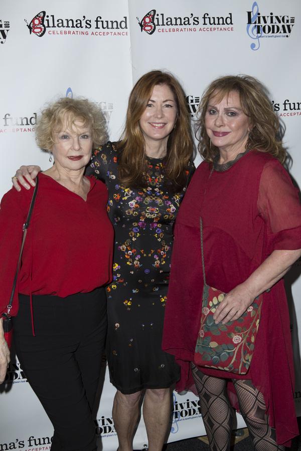 Penny Fuller, Dana Delany and Elizabeth Ashley