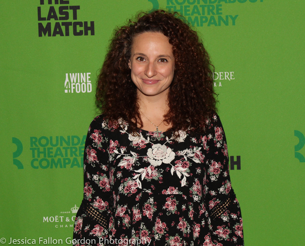Photo Coverage: THE LAST MATCH Serves Opening Night Ball Off Broadway