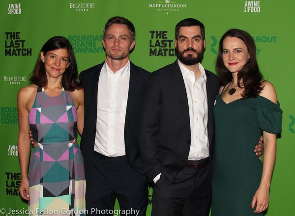 Zoe Winters, Wilson Bethel, Alex Mickiewicz, and Natalia Payne