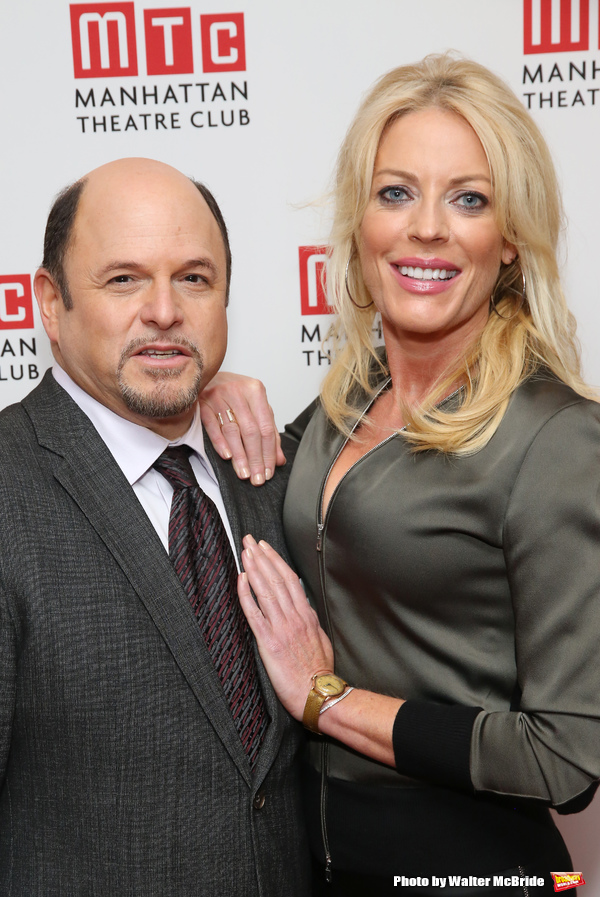 Photo Coverage: Jason Alexander and Cast of THE PORTUGUESE KID Celebrate Opening Night