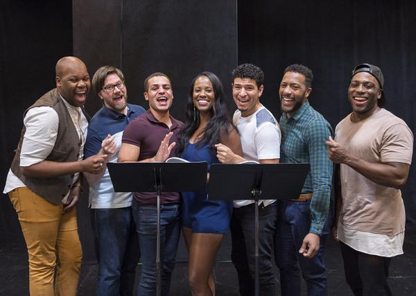 Dedrick A. Bonner, Glenn Bassett, William Cooper Howell, Zakiya Young, Elijah Reyes,  Photo