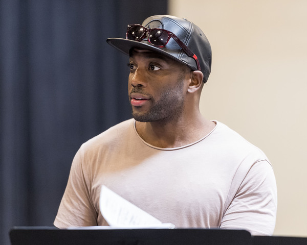 Photo Flash: Cast Complete for SPAMILTON in Los Angeles; Get a Sneak Peek Inside Rehearsals!