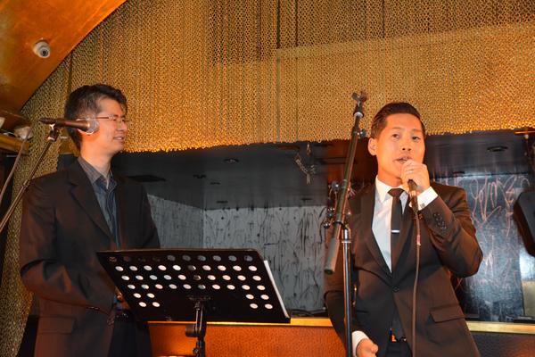 Marcus Cheong and Mark Kang