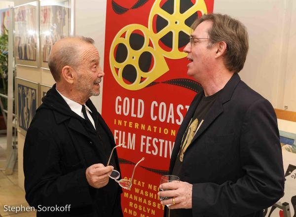 Joel Grey & Richard Thomas