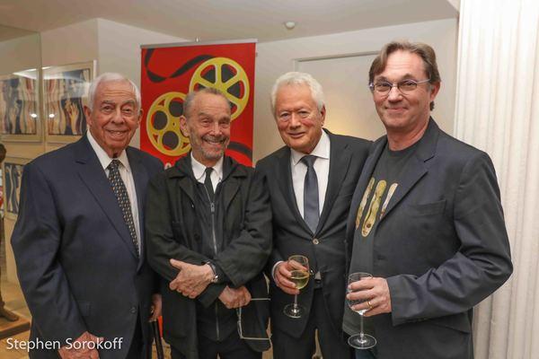 Budd Moss, Joel Grey, Stephen Sorokoff, Richard Thomas