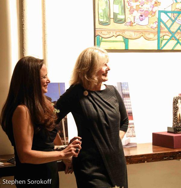 Caroline Sorokoff & Regina Gill