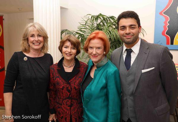 Photo Coverage: Joel Grey, Haley Swindal, Princess Yasmin Aga Khan Honor Rita Hayworth at Gold Coast International Film Festival