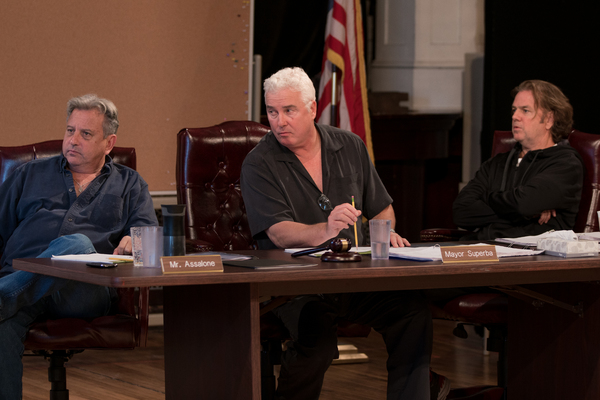 Jeff Still, William Petersen and Kevin Anderson