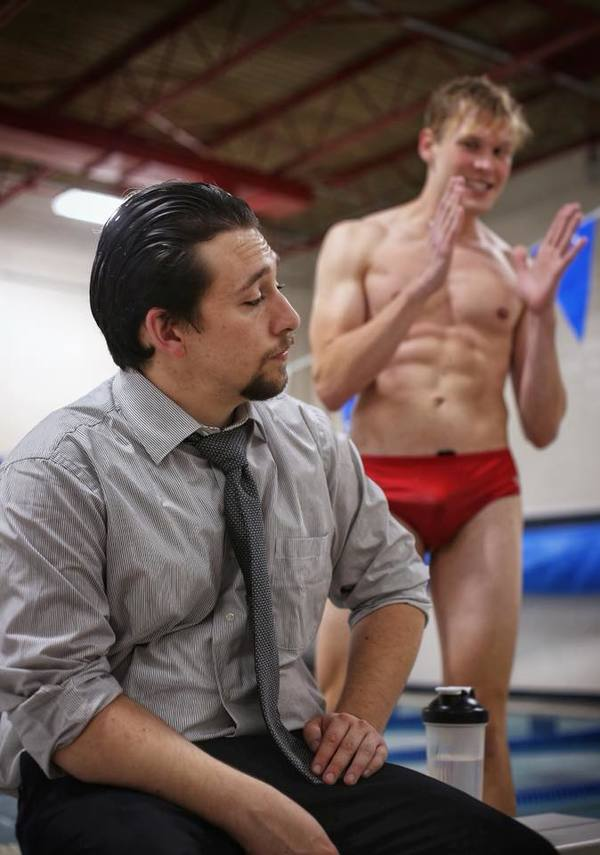 Photo Flash: First Look - Epic Theatre Makes a Splash with Site-Specific RED SPEEDO