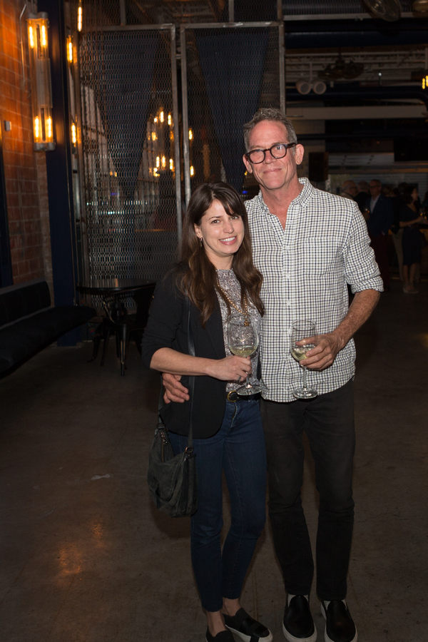 Photos: Cinema Takes Center Stage at Chapman & Kirby