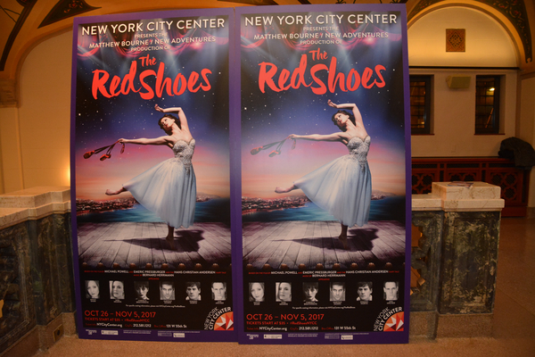The Red Shoes at New York City Center