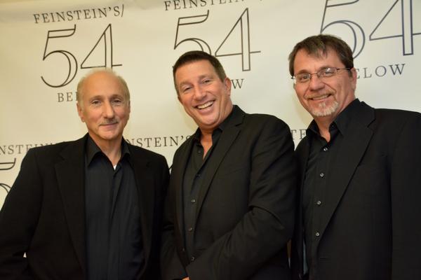 Perry Cavari, Phil Reno and Michael Kuennen