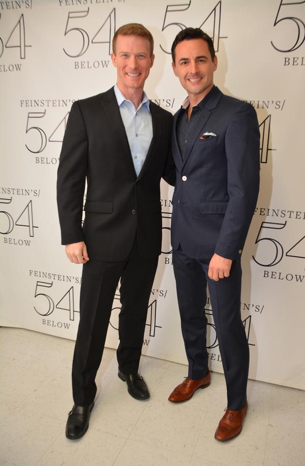 Jeff Kready and Max von Essen