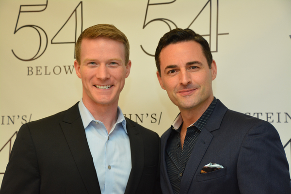Photo Coverage: The Broadway Tenors Celebrate CD Release at Feinstein's/54 Below