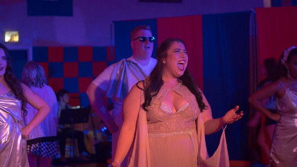 Photo Flash: First Look at Refuge Theatre Project's LYSISTRATA JONES