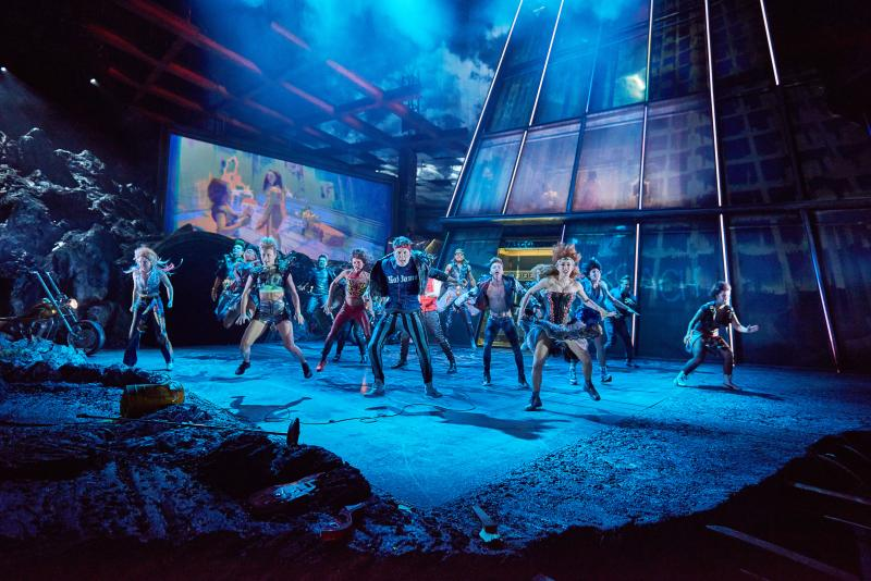 BWW Review: Thrilling Vocal Spectacle Distracts From Troubled Book in BAT OUT OF HELL THE MUSICAL