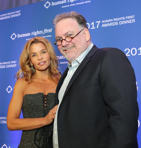 Jenny Lumet and Bruce Miller Photo