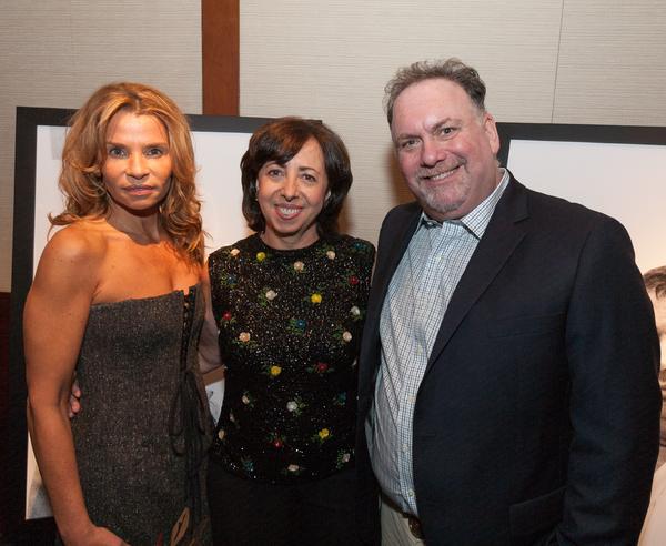 Jenny Lumet,  Elisa Massimino and Bruce Miller Photo