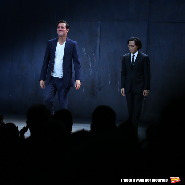 Photo Coverage: Clive Owen &  M. BUTTERFLY Company Take Opening Night Bows!