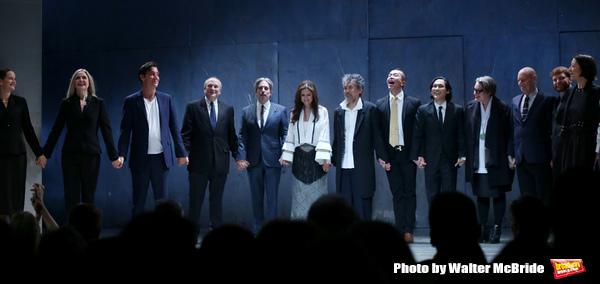 Clive Owen, Donald Holder, Elliot Goldenthal, Julie Taymor, David Henry Hwang, Ma Con Photo