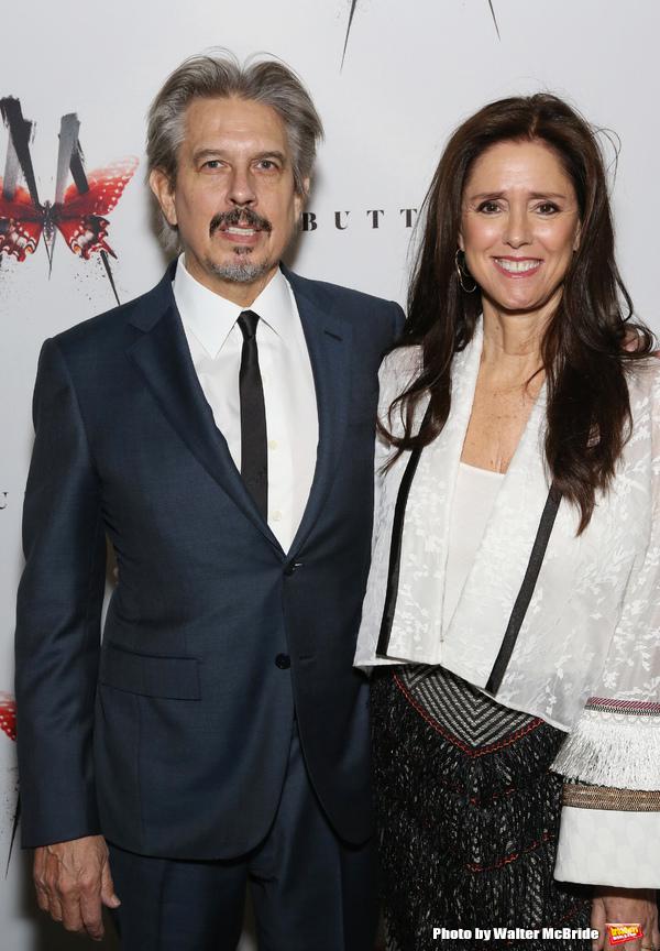 Elliot Goldenthal and Julie Taylor