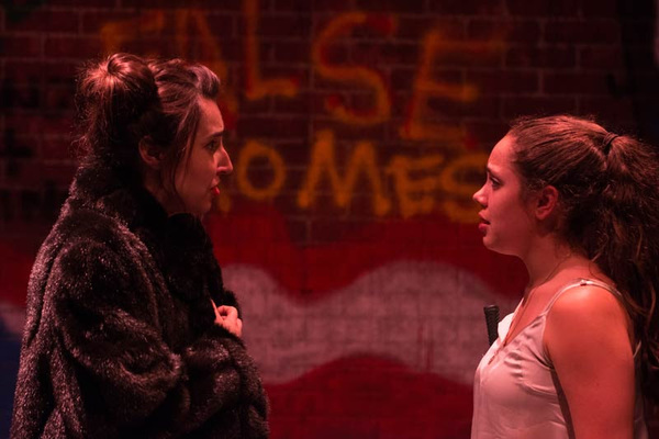 a review of the production of jose riveras play marisol Marisol reviews: marisol little divine or human goodness arises in josé rivera's play directed this promethean theater ensemble production read full.