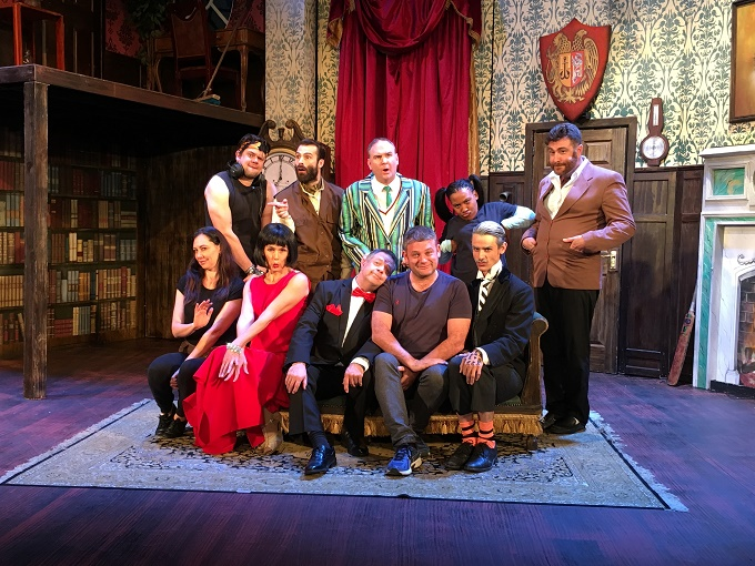 Hit Show THE PLAY THAT GOES WRONG Returns to Theatre On The Bay