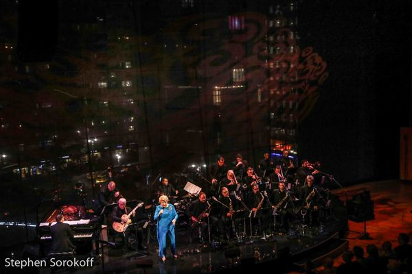 Photo Coverage: Marilyn Maye with the Tedd Firth Big Band Blast Off in The Appel Room at Jazz at Lincoln Center