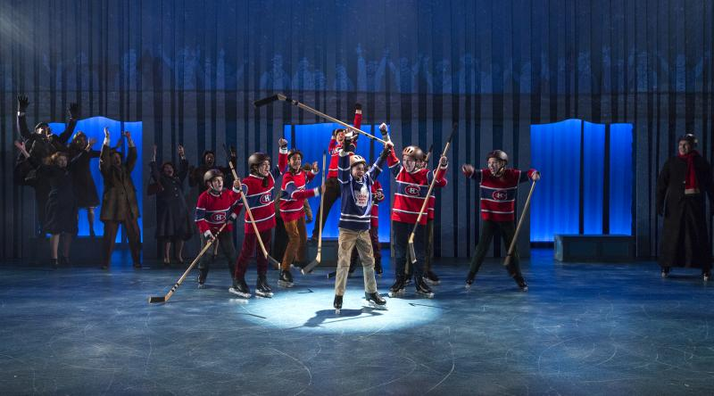 BWW Review: THE HOCKEY SWEATER MUSICAL at the Segal Centre