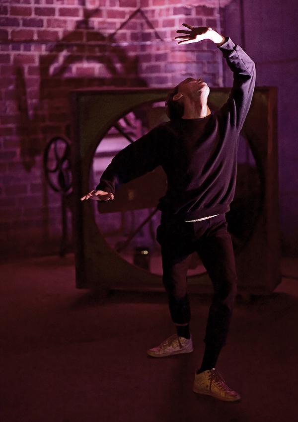 Photo Flash: Core Dance Premieres HUMAN LANDSCAPES