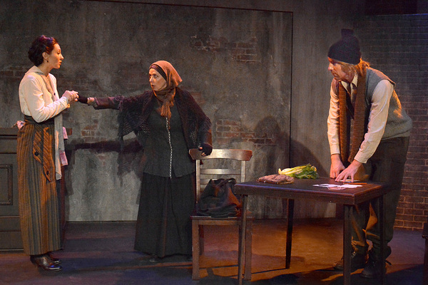 Photo Flash: THE RED DRESS Explores the True Story of Life of One Family Between Two Wars