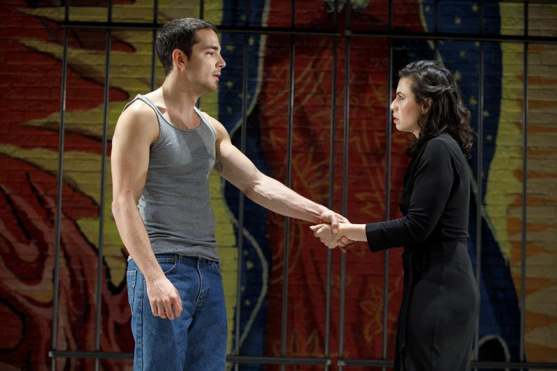 BWW Review:  Luis Alfaro's OEDIPUS EL REY Adapts a Classic Text Into a Contemporary Commentary