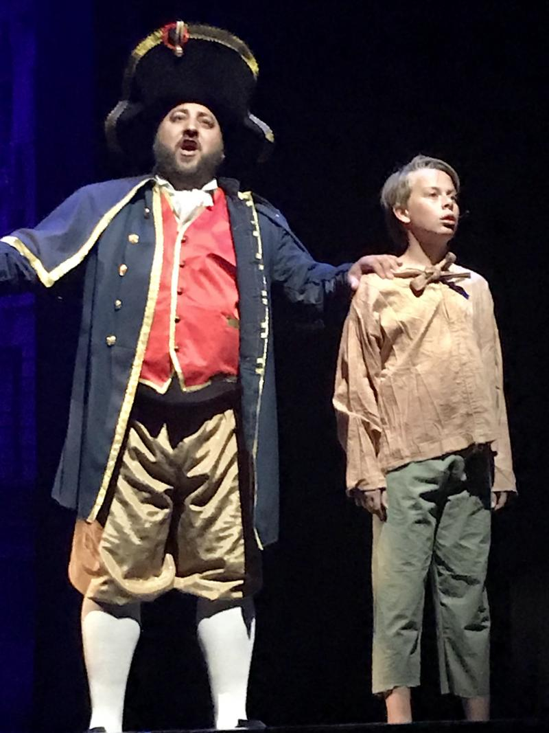 BWW Review: OLIVER! at Signature Productions