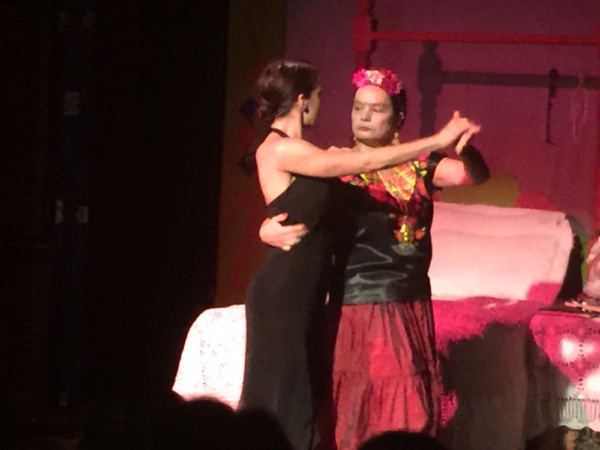 Photos: FRIDA: STROKE OF PASSION Extends at Macha Theatre