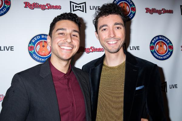 Joey Contreras, Brian Russell Carey Photo