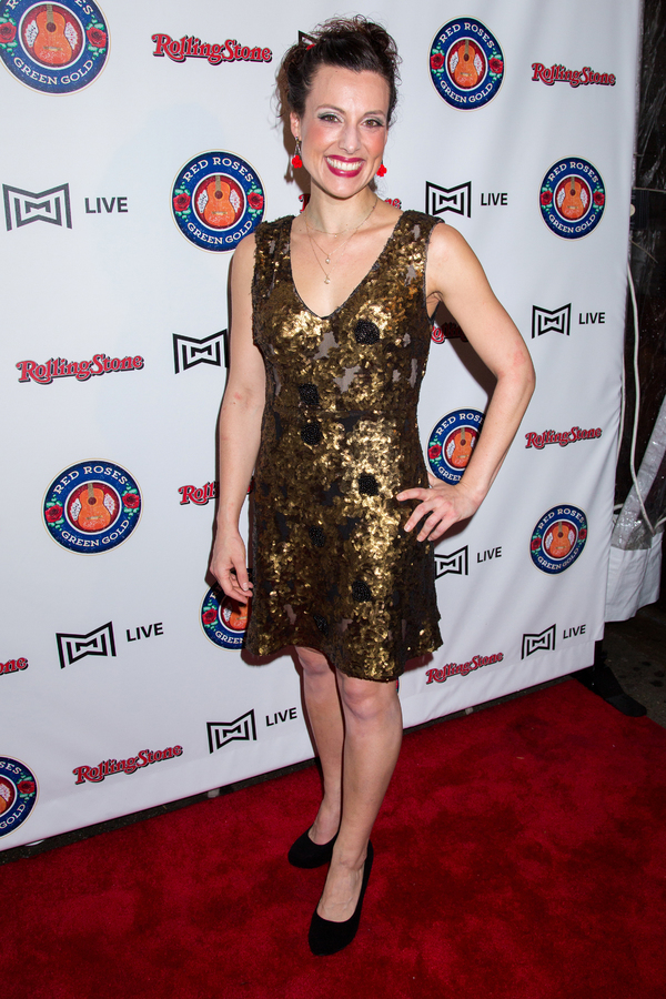Photo Coverage: RED ROSES, GREEN GOLD Celebrates Opening Night!