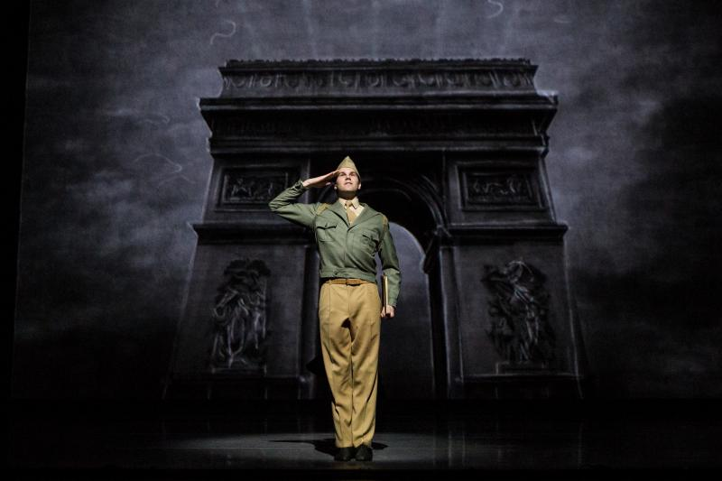 McGEE MADDOX On His Starring Role in AN AMERICAN IN PARIS