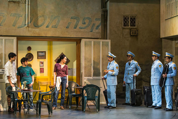 The Band's Visit Production Photo -
