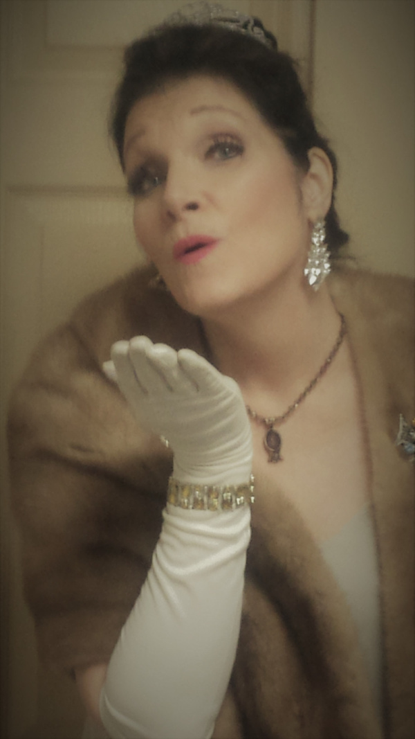 The Grand Duchess Olga Katrina (Leigh Trifari) requests the pleasure of your company  Photo