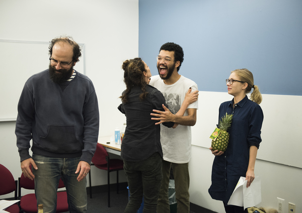 BWW Exclusive: It's the Final Countdown! Go Inside Rehearsals for the 24 Hour Plays
