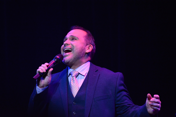 Photo Coverage: Broadway Sings for Foster Kids at VOICES FOR THE VOICELESS